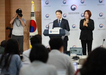 박능후, '의대 정원 확충 불가피한 결정'