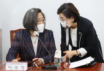 국민의힘 성폭력대책특위, '대화하는 김정재-이수정'