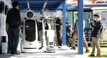 이젠 자율주행 로봇 시대
