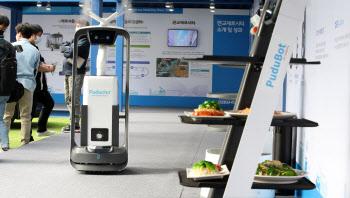 자율주행차·드론 한자리에… '판교자율주행모빌리티쇼' 열려